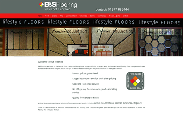 BandS Flooring