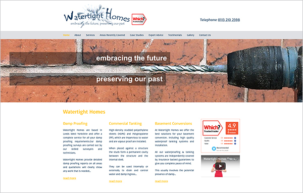Watertight Homes