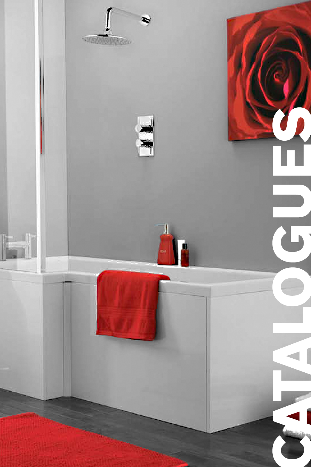 Product Catalogue for Aquamoods Bathrooms